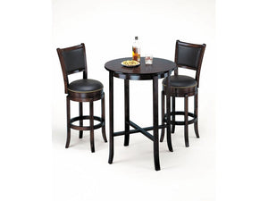 Chelsea Espresso 3PC Dining Set