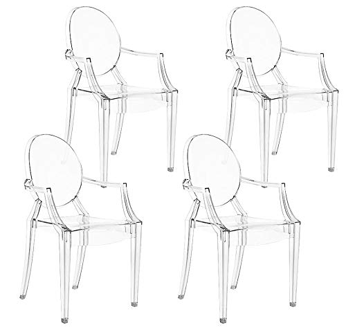 Blasio 4 chairs