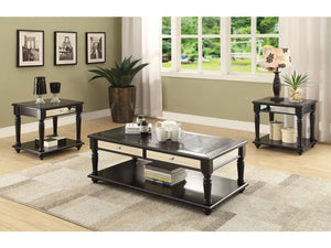 Carre 3PC Coffee Table Set