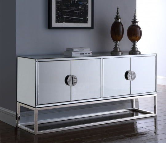 Charlotte Mirrored Buffet/Sideboard