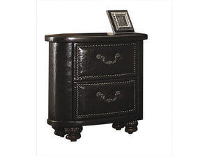 Caprice Dark Nightstand