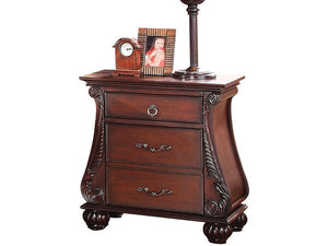 Amster Cherry Nightstand