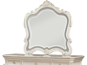 Ainwell Rose Gold/Pearl White Mirror