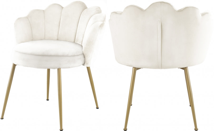 Betsy Dining Chair (Set Of 2) Cream