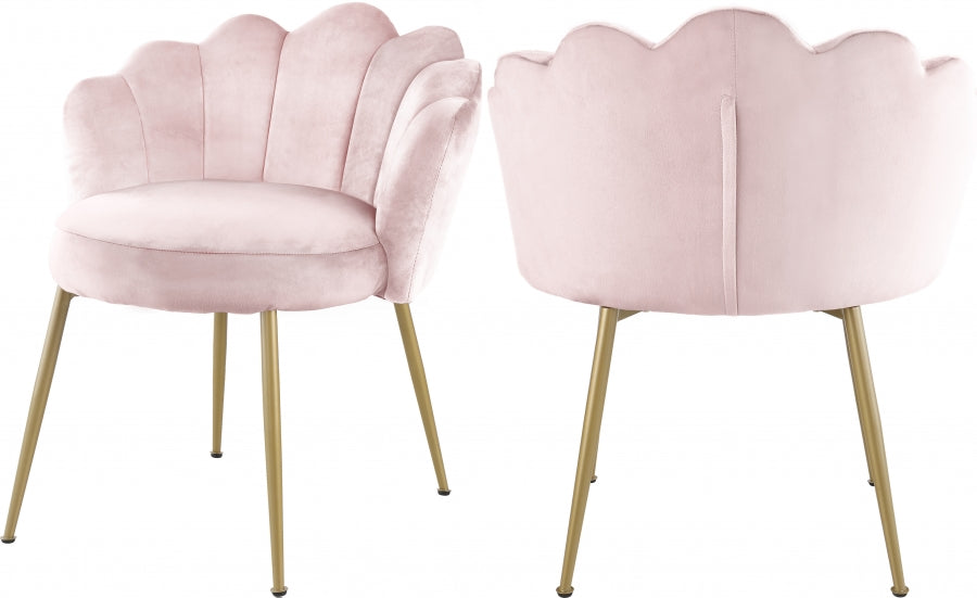 Betsy Dining Chair (Set Of 2) Pink