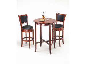 Chelsea Oak Counter Height 3PC Dining Set