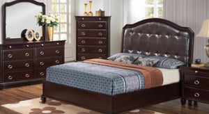 Lucas 4PC Bedroom Set