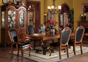 Charlie Cherry 5PC Dining Set