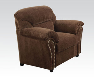 Aly Dark Brown Chair