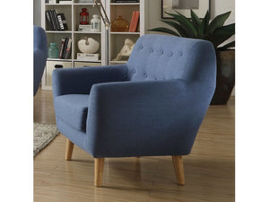 Almira Blue Chair