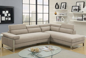 Alex Beige Sectional