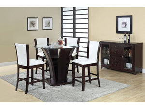 Bayton Counter Height 5PC Dining Set