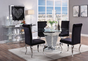 Leli Mirrored Dining Collection