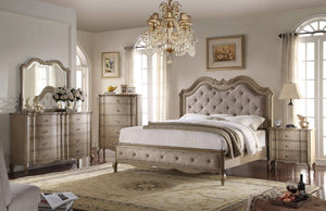 Grey Kingdom Bedroom Set