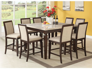Agata Counter Height 5PC Dining Set
