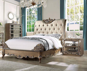 Creme Bedroom Collection
