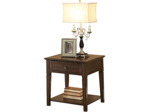 Alexander End Table