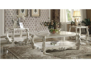 Dany White Coffee Table
