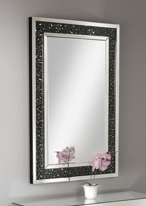 Levine Accent Mirror on wall