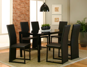 Emi 7 Pc Dining Set