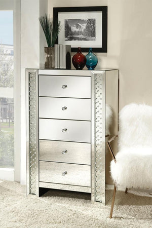 Teresa Mirrored Chest