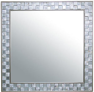 Pearly Accent Mirror