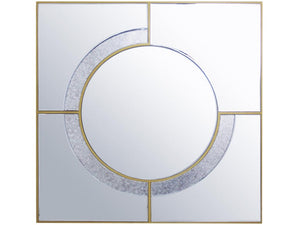 Goldie Accent Mirror