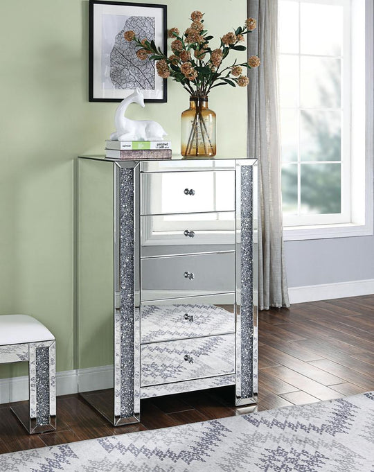 Gemma 5 Drawer Chest