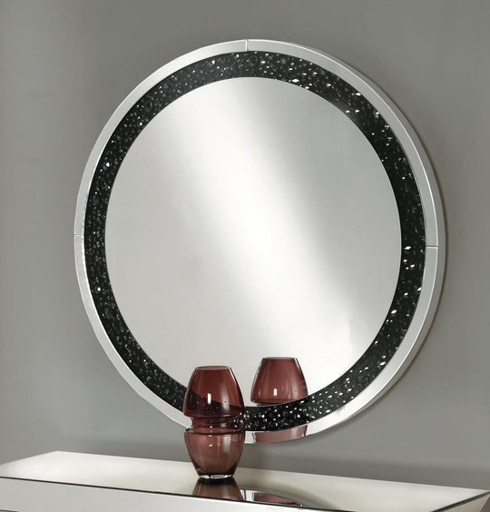 Antonella Accent Mirror on wall