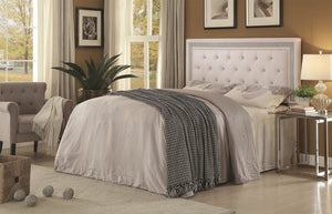 Adela White Headboard