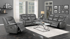 Santy Grey Power  Recliner Collection