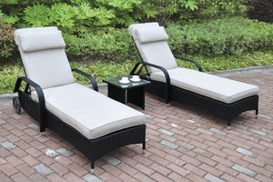 Caleb 3PC Outdoor Set