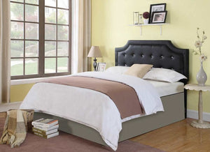 Connie Black Headboard