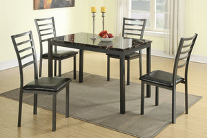 Darcie 5Pc Dining Set