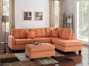 Aurora Citric Sectional
