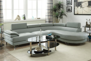 Stella Grey  Sectional