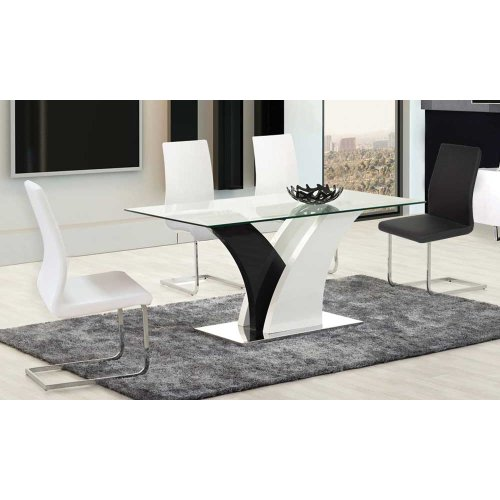 Briana 5pC Dining Set