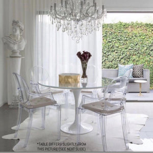 Blasio 5 Pc Dining Set