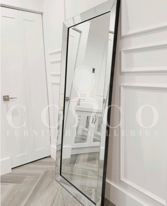 Loretta Floor Mirror