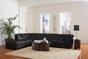 Alton Black Sectional