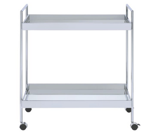 Clini Bar Cart side view