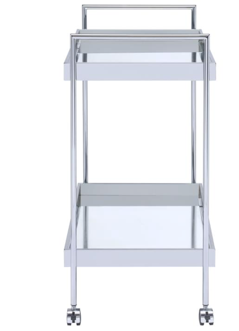 Clini Bar Cart front view
