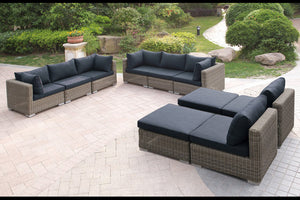 Aiden Outdoor 4PC Living-Room Set