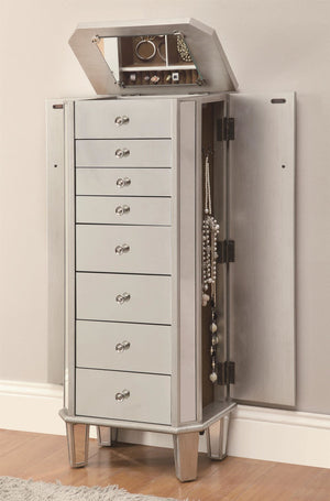 Avery Jewelry Armoire