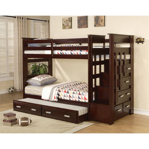 Anton Twin/Twin Bunkbed & Trundle