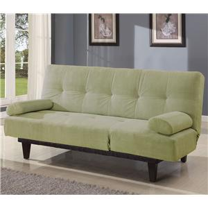 Circo Apple Green Futon