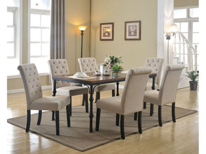 Barrie 5PC Dining Set Coco Furniture Gallery
