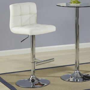 Boho (Pack of 2) Adjustable Bar Stool - Available in Black!