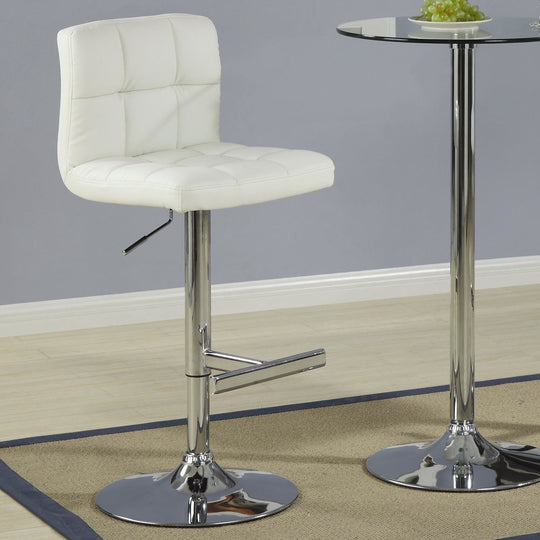 Boho (Pack of 2) Adjustable Bar Stool - Available in Black