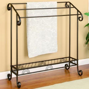 Bruno Metal Towel Rack